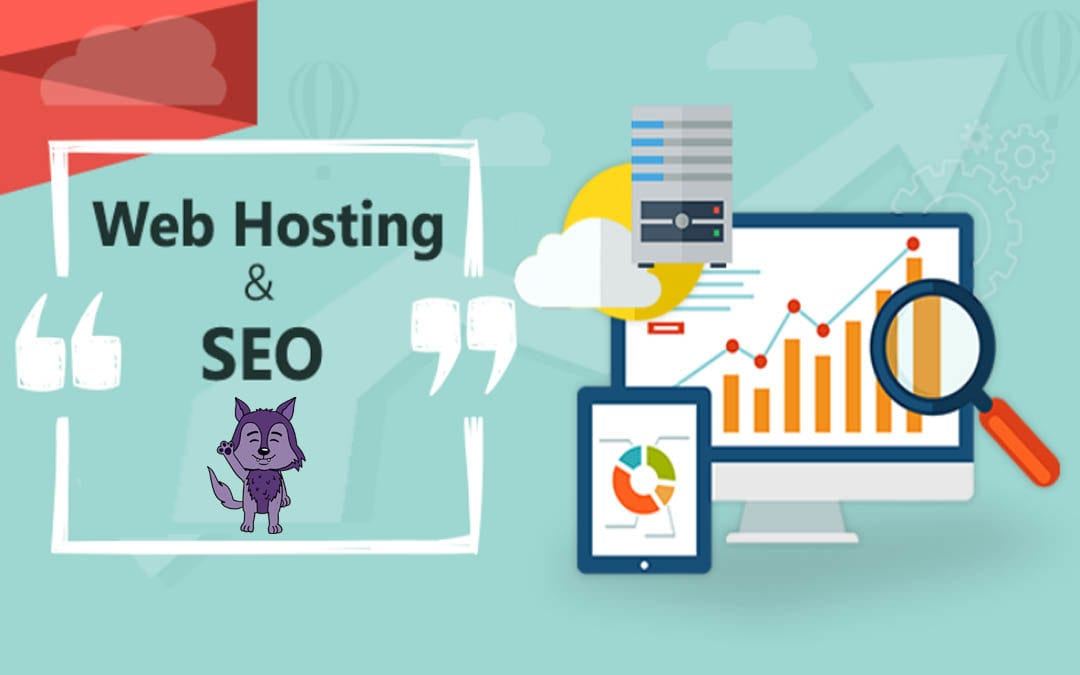 Impact of your web host on SEO